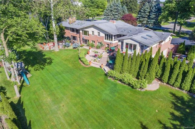 730 Falmouth Drive, Bloomfield Hills, MI 48304 (#218074257) :: The Buckley Jolley Real Estate Team