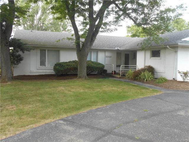 5348 Greenbriar Drive, West Bloomfield Twp, MI 48323 (#218074340) :: RE/MAX Classic