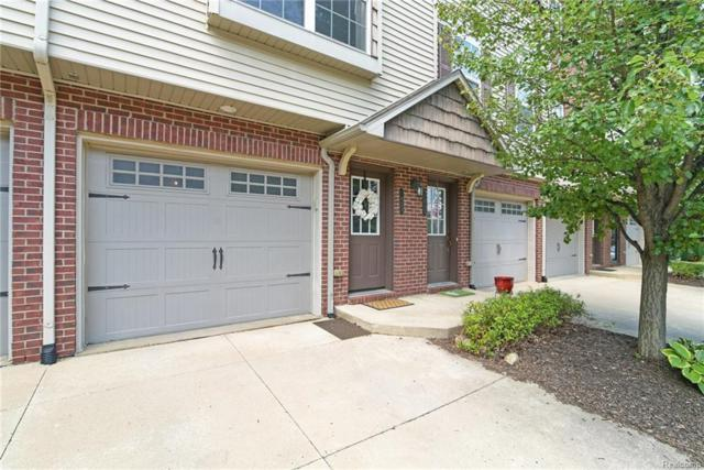 1623 Red Hickory Court, Howell Twp, MI 48855 (MLS #218074386) :: The Toth Team