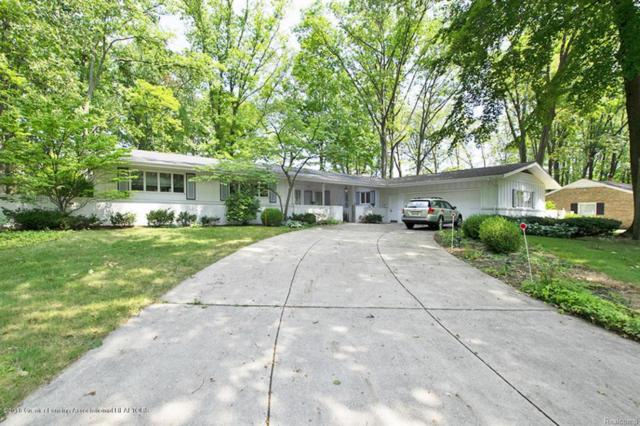 1536 Old Mill Road, East Lansing, MI 48823 (#630000229143) :: Duneske Real Estate Advisors