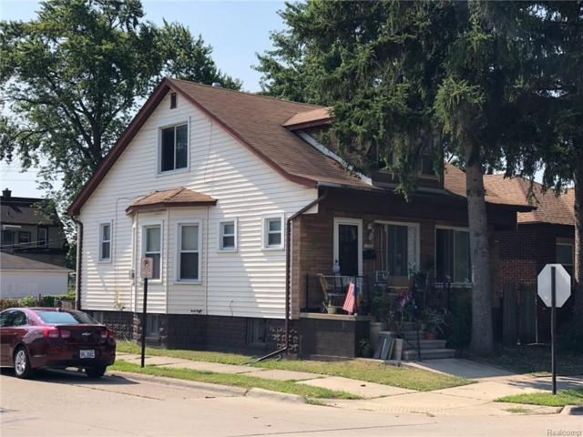 1505 Ferris Avenue, Lincoln Park, MI 48146 (#218074586) :: RE/MAX Classic