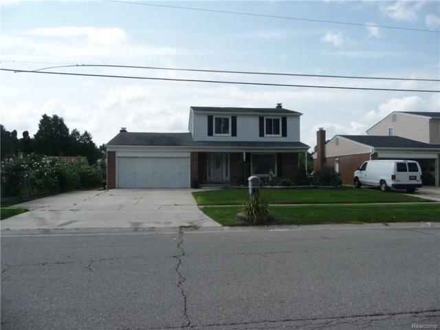 5134 Fox Hill Drive, Sterling Heights, MI 48310 (#218074611) :: RE/MAX Classic