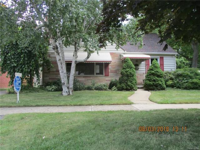 22352 Ann Arbor Trail, Dearborn Heights, MI 48127 (#218074647) :: RE/MAX Classic