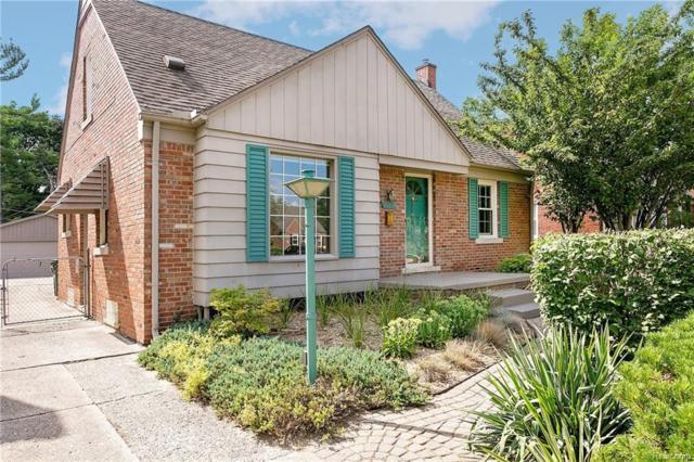 2117 N Wilson Avenue, Royal Oak, MI 48073 (#218074650) :: The Buckley Jolley Real Estate Team