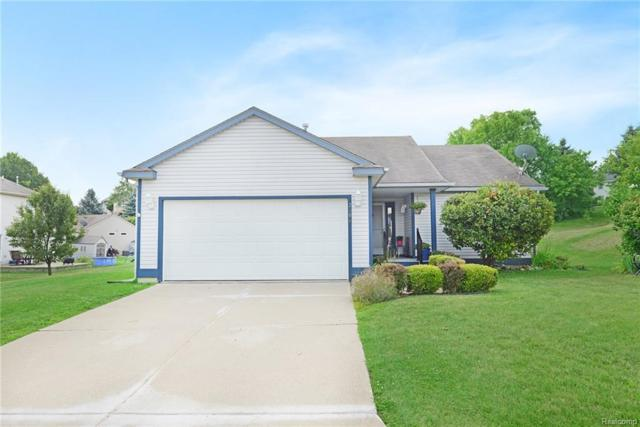 2686 Thistlewood Drive, Howell Twp, MI 48843 (#218074687) :: RE/MAX Classic