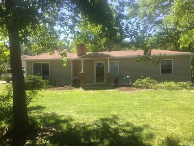 1670 S 4 3/4 MILE Road, Midland, MI 48640 (MLS #218074783) :: The Toth Team
