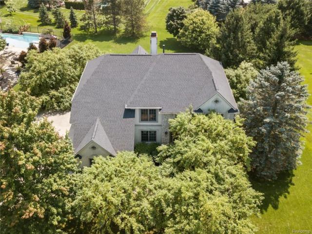 4128 Oak Tree Circle, Oakland Twp, MI 48306 (#218074883) :: RE/MAX Classic