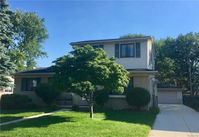 11667 Parkview Drive, Plymouth Twp, MI 48170 (#218074890) :: RE/MAX Classic