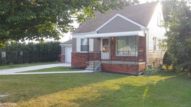 28017 Little Mack, Saint Clair Shores, MI 48081 (#58031356101) :: Duneske Real Estate Advisors