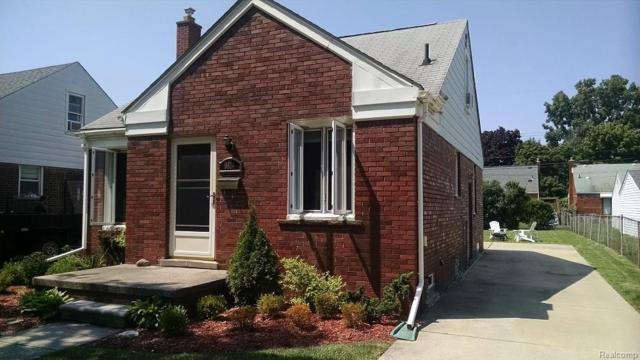 9814 Niver Avenue, Allen Park, MI 48101 (#218074895) :: Duneske Real Estate Advisors