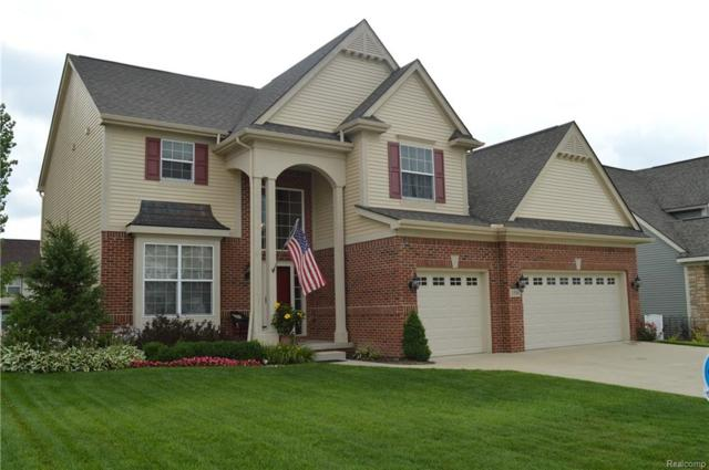 1336 Yosemite Valley Drive, Milford Twp, MI 48381 (#218074994) :: RE/MAX Classic
