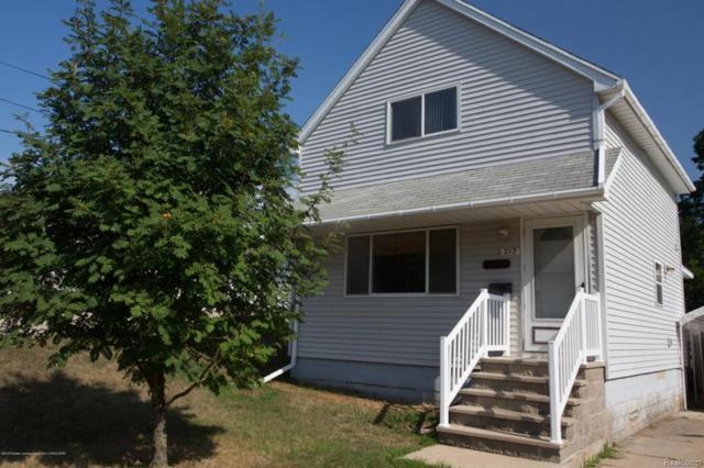 213 E Randolph Street, Lansing, MI 48906 (#630000229182) :: Duneske Real Estate Advisors
