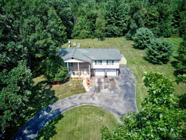 5461 E Holly Road, Holly Twp, MI 48442 (#543259255) :: RE/MAX Classic