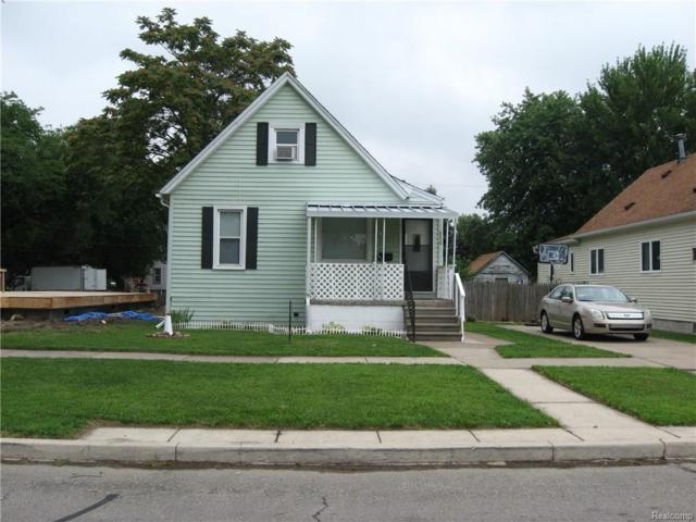 554 Orchard Street, Wyandotte, MI 48192 (#218075212) :: RE/MAX Classic