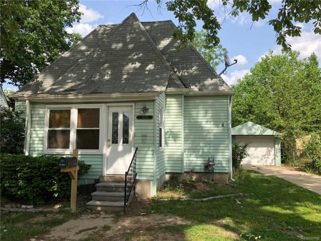 2659 Homeplace Street, Dearborn, MI 48124 (#218075257) :: RE/MAX Classic