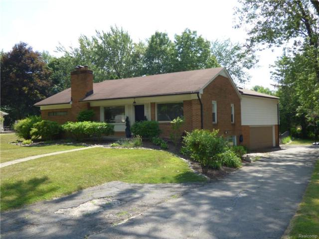 2370 Bratton Avenue, Bloomfield Twp, MI 48302 (#218075563) :: Duneske Real Estate Advisors