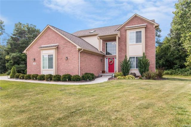 1664 Trace Hollow Drive, Commerce Twp, MI 48382 (#218075590) :: RE/MAX Classic