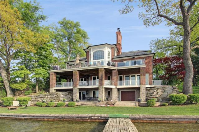 4160 S Shore Street, Waterford Twp, MI 48328 (MLS #218075602) :: The Toth Team