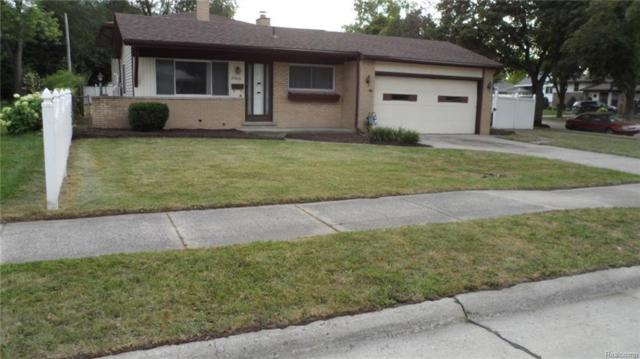 31809 Mary Court, Rockwood, MI 48173 (#218075760) :: RE/MAX Classic