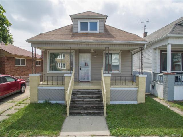 3970 Belmont Street, Hamtramck, MI 48212 (#218075880) :: Duneske Real Estate Advisors