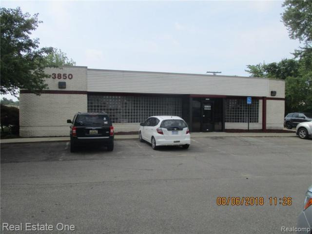 3850 Pelham Street, Dearborn, MI 48124 (MLS #218075913) :: The Toth Team