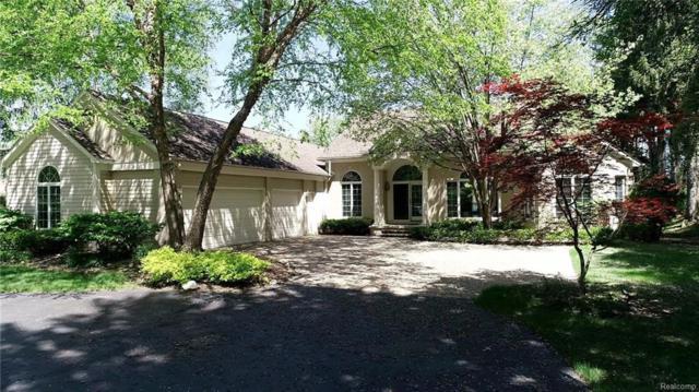 2312 Private Drive, Lake Angelus, MI 48329 (#218075980) :: Duneske Real Estate Advisors
