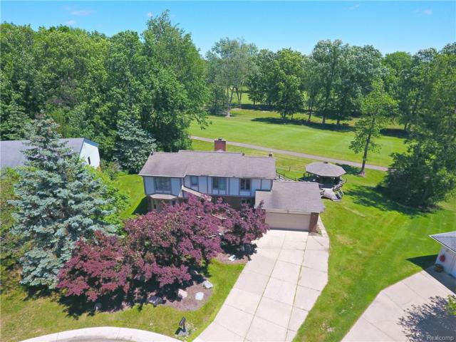 5183 Shenandoah Court, West Bloomfield Twp, MI 48323 (#218076034) :: RE/MAX Classic