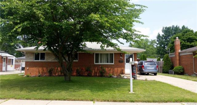 13341 Pomona Drive, Sterling Heights, MI 48312 (#218076042) :: RE/MAX Classic