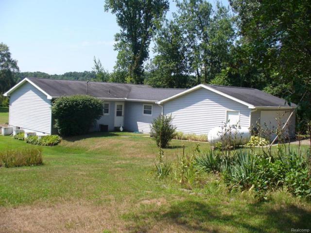 4855 Fitzpatrick Rd, JONESVILLE VLLG, MI 49250 (#53018038513) :: Duneske Real Estate Advisors