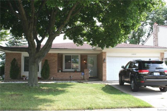 18620 Millstone Dr, Macomb Twp, MI 48044 (#218076249) :: The Buckley Jolley Real Estate Team