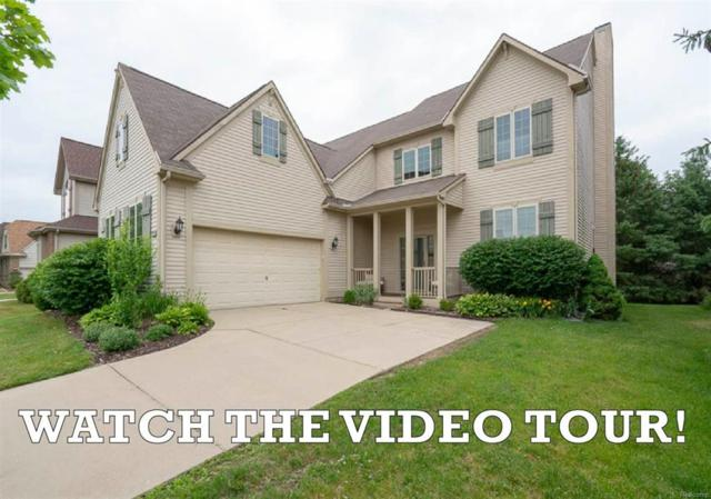 5876 Villa France Avenue, Scio Twp, MI 48103 (#543259351) :: Duneske Real Estate Advisors