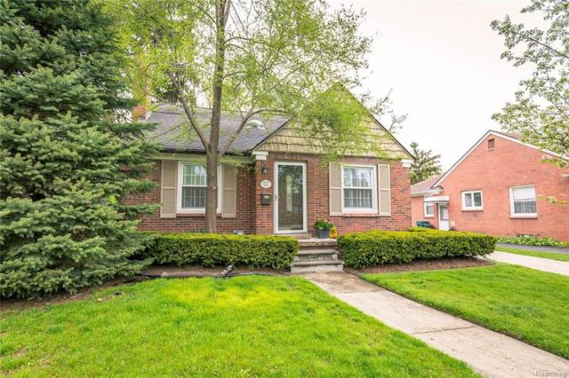 10424 Nadine Avenue, Huntington Woods, MI 48070 (#218076300) :: Keller Williams West Bloomfield
