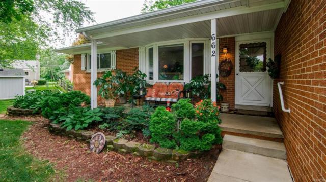 662 Old Creek Drive, Saline, MI 48176 (#543259347) :: RE/MAX Classic