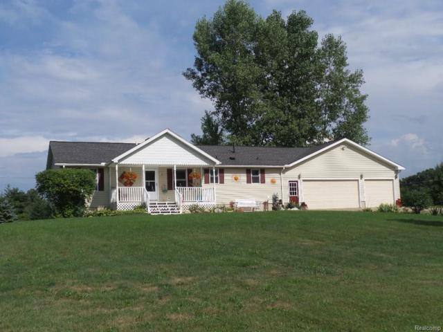 1620 N Hurd Road, Brandon Twp, MI 48462 (#218076399) :: RE/MAX Nexus