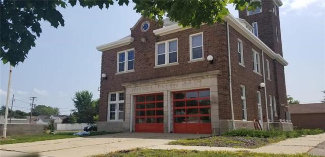 2011 Oak Street, Wyandotte, MI 48192 (#218076428) :: RE/MAX Classic