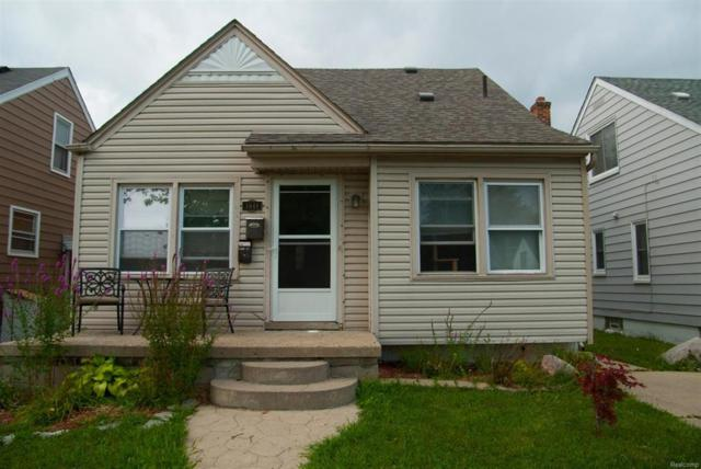 1844 Pagel Avenue, Lincoln Park, MI 48146 (#543259337) :: RE/MAX Classic
