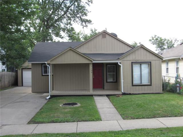 1139 Myrtle Avenue, Waterford Twp, MI 48328 (#218076532) :: RE/MAX Classic