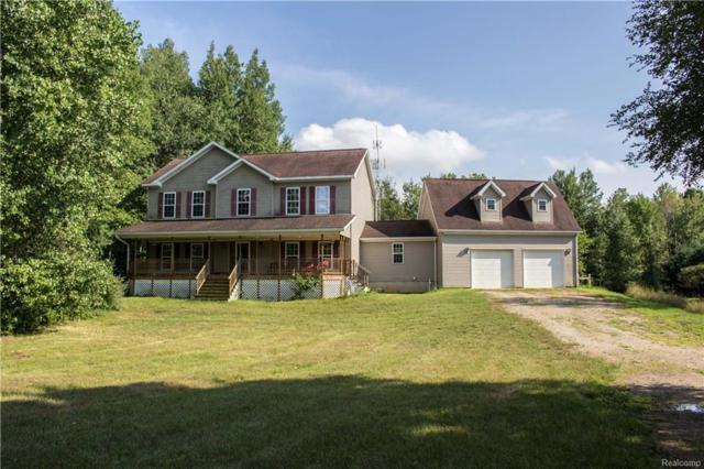 10212 Lake Road, Forest Twp, MI 48463 (#218076589) :: RE/MAX Nexus
