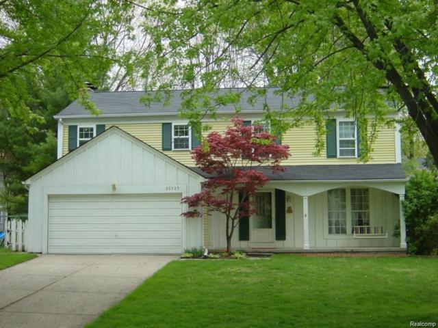 35025 Concord Lane, Farmington Hills, MI 48331 (#218076616) :: RE/MAX Classic