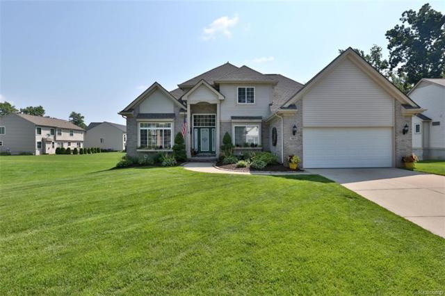 1871 Kristina Drive, White Lake Twp, MI 48386 (#218076700) :: Duneske Real Estate Advisors