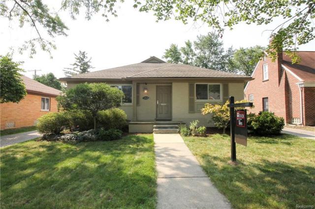 10415 Elgin Avenue, Huntington Woods, MI 48070 (#218076713) :: RE/MAX Classic