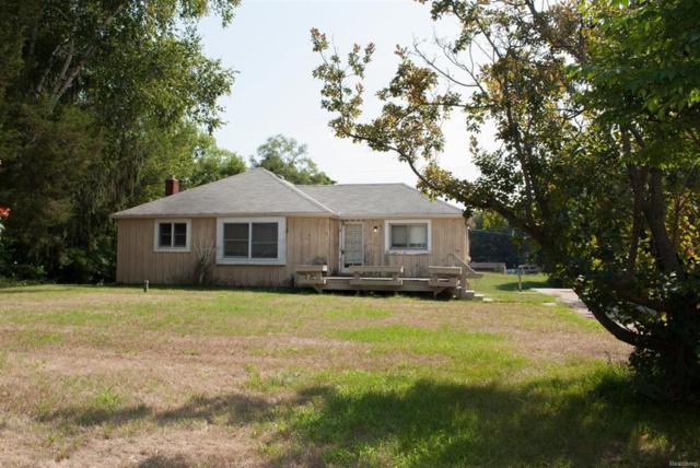18561 Williamsville Road, Unadilla Twp, MI 48137 (#543259256) :: Duneske Real Estate Advisors