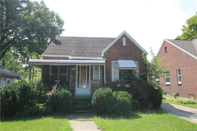 304 E Meyers Avenue, Hazel Park, MI 48030 (#218076875) :: RE/MAX Classic