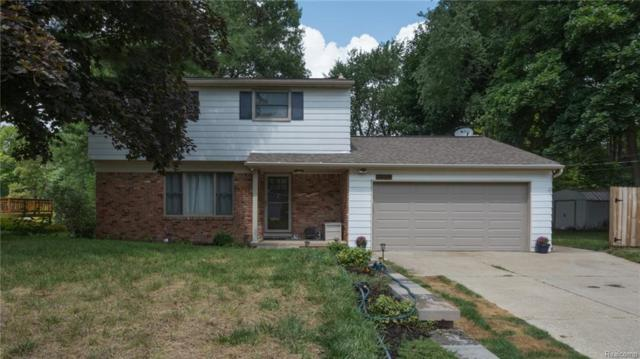 6532 Amy Drive, Independence Twp, MI 48348 (#218076885) :: RE/MAX Classic