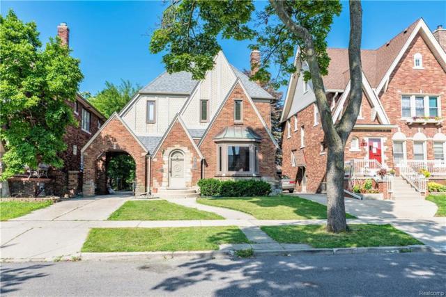 7723 Bingham Street, Dearborn, MI 48126 (#218076901) :: RE/MAX Classic