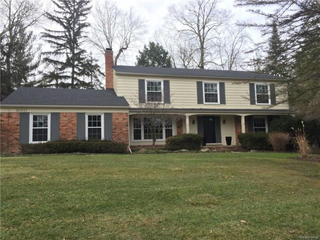 30317 Georgetown Drive, Beverly Hills Vlg, MI 48025 (#218076919) :: RE/MAX Vision