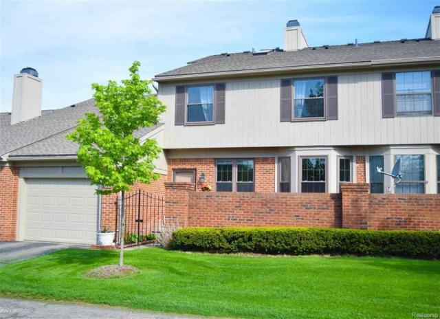 7304 Westchester, West Bloomfield Twp, MI 48322 (MLS #218076933) :: The Toth Team
