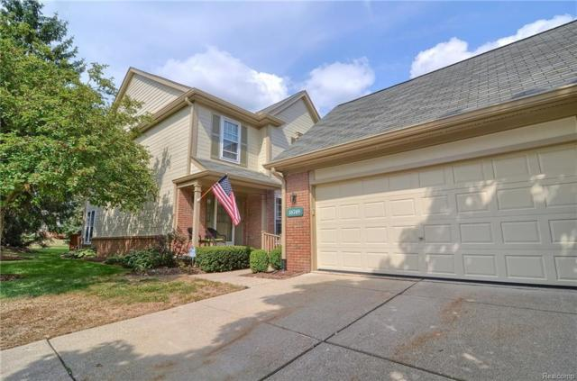 16749 Country Knoll Drive Drive #21, Northville Twp, MI 48168 (#218077005) :: RE/MAX Classic
