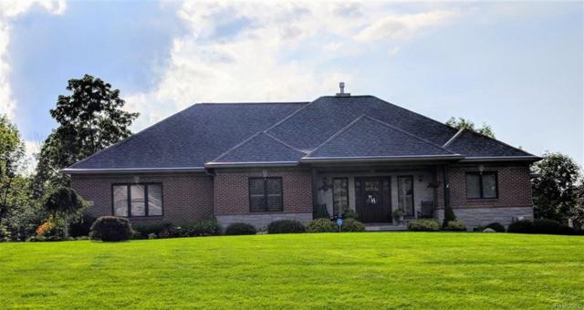 6485 Shannon Glen, Tyrone Twp, MI 48430 (#50100003557) :: The Buckley Jolley Real Estate Team