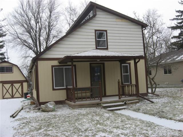 226 North Street, Almont Vlg, MI 48003 (#218077020) :: RE/MAX Classic